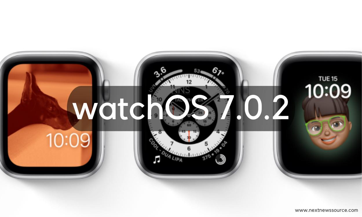watchOS 7.0.2
