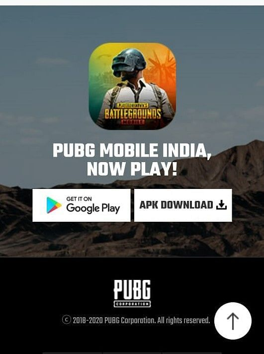 on the official website seen APK download link