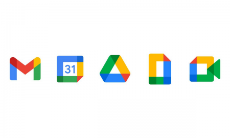 Google Gmail Icons