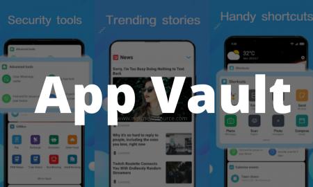 Mi App Vault