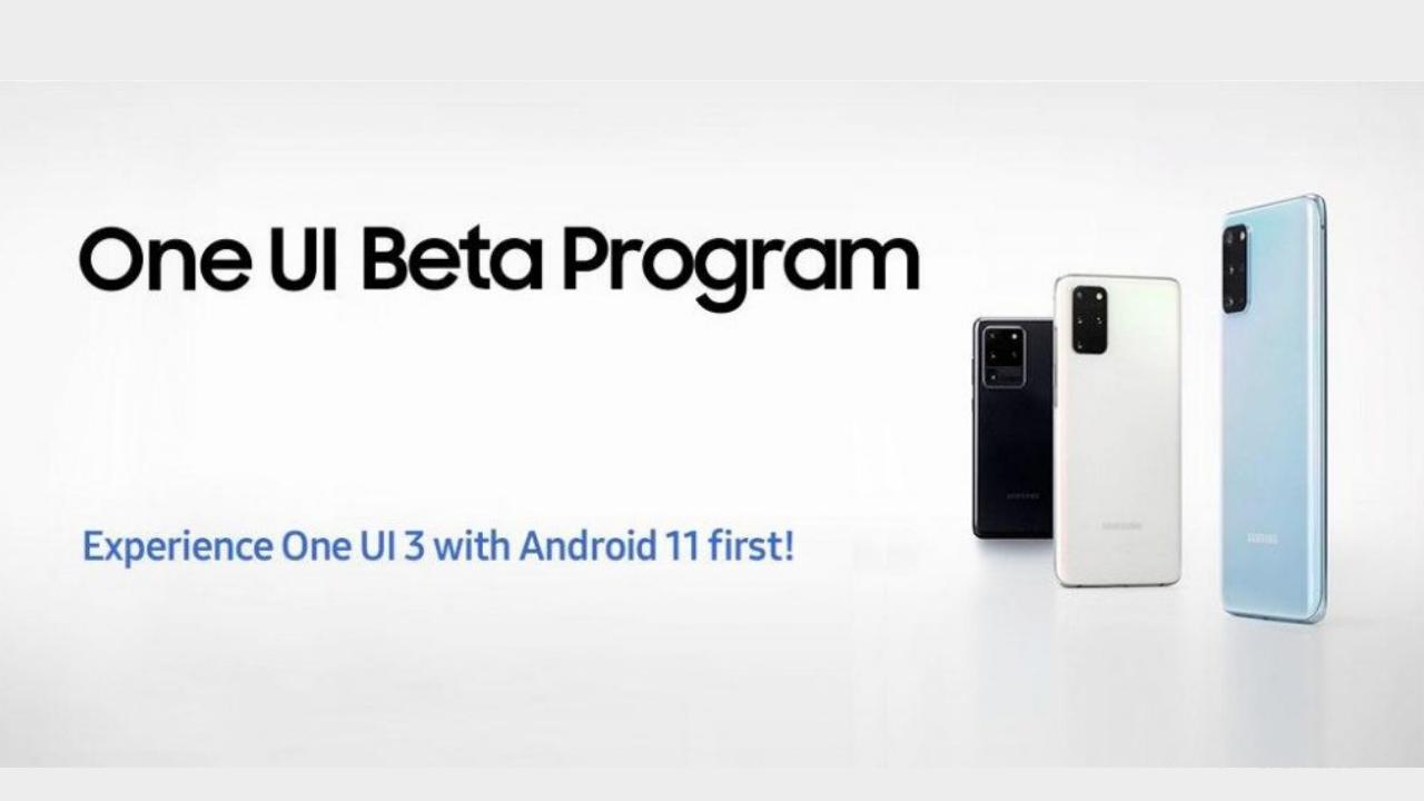 One UI 3.0 Beta 4