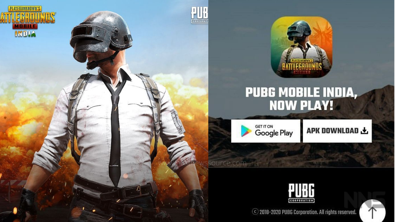PUBG APK download file