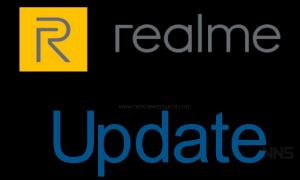Realme Update