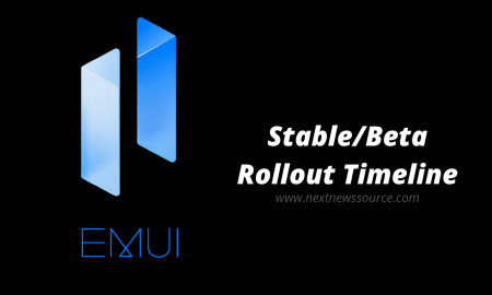The latest EMUI 11 Magic UI 4.0 Rollout Progress