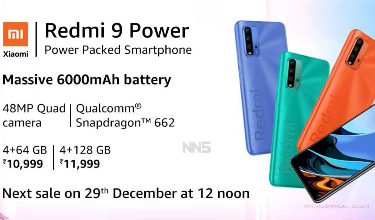 Redmi 9 Power