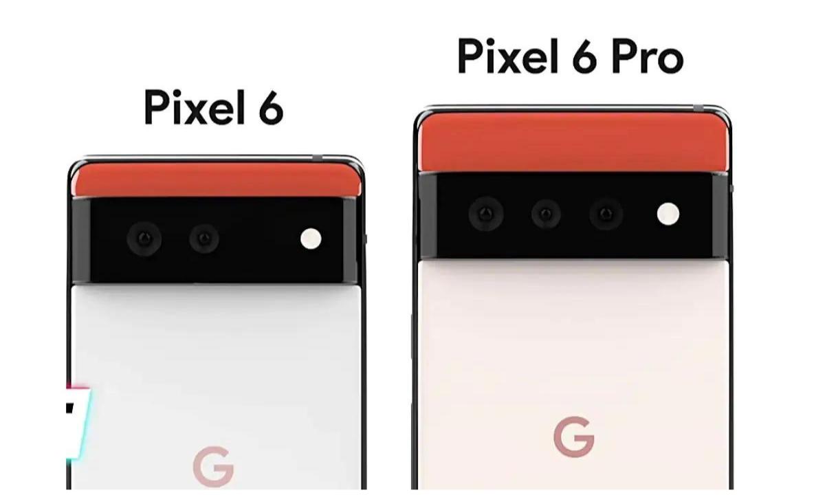 pixel 6 and pixel 6 pro